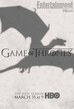 locandina game of thrones stagione 3