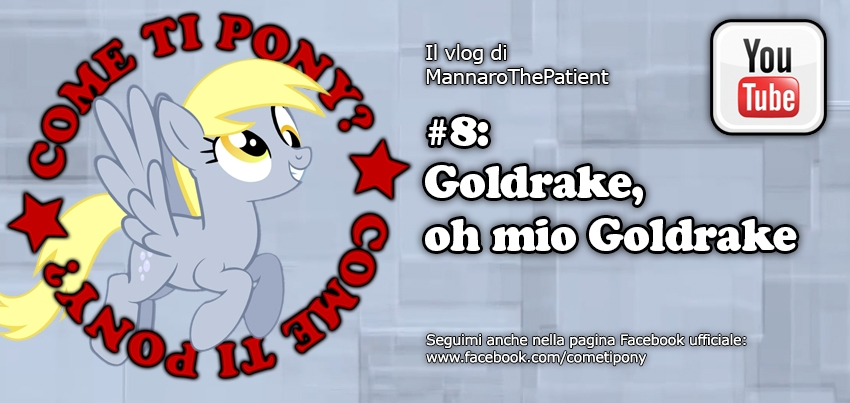 Come ti pony? #8: Goldrake, oh mio Goldrake