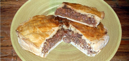 [Il trono di spade] Beef and bacon pie