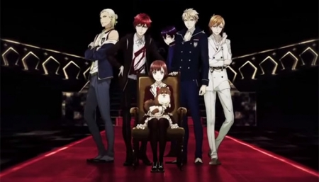 Dance with Devils, primo video per il reverse harem demoniaco