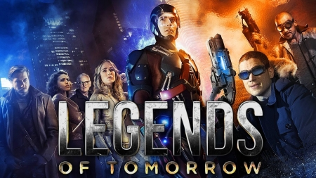 Legends of Tomorrow: nuove sequenze in un video