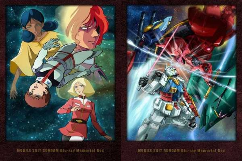 Dynit annuncia Mobile Suit Gundam in Blu-ray