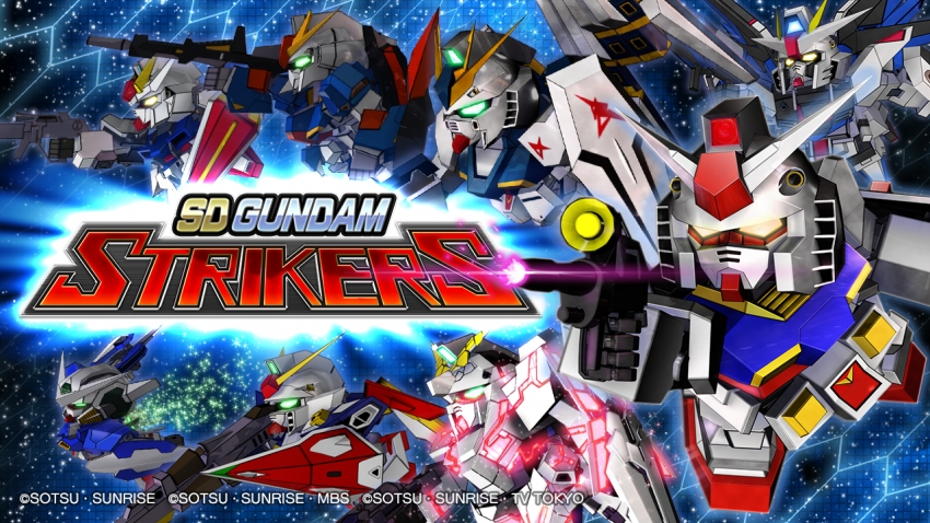 Gundam Barbatos e Mobile Suit Crossbones Gundam disponibili in SD GUNDAM Striker