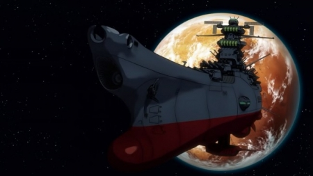 Remake Hollywoodiano per Space Battleship Yamato