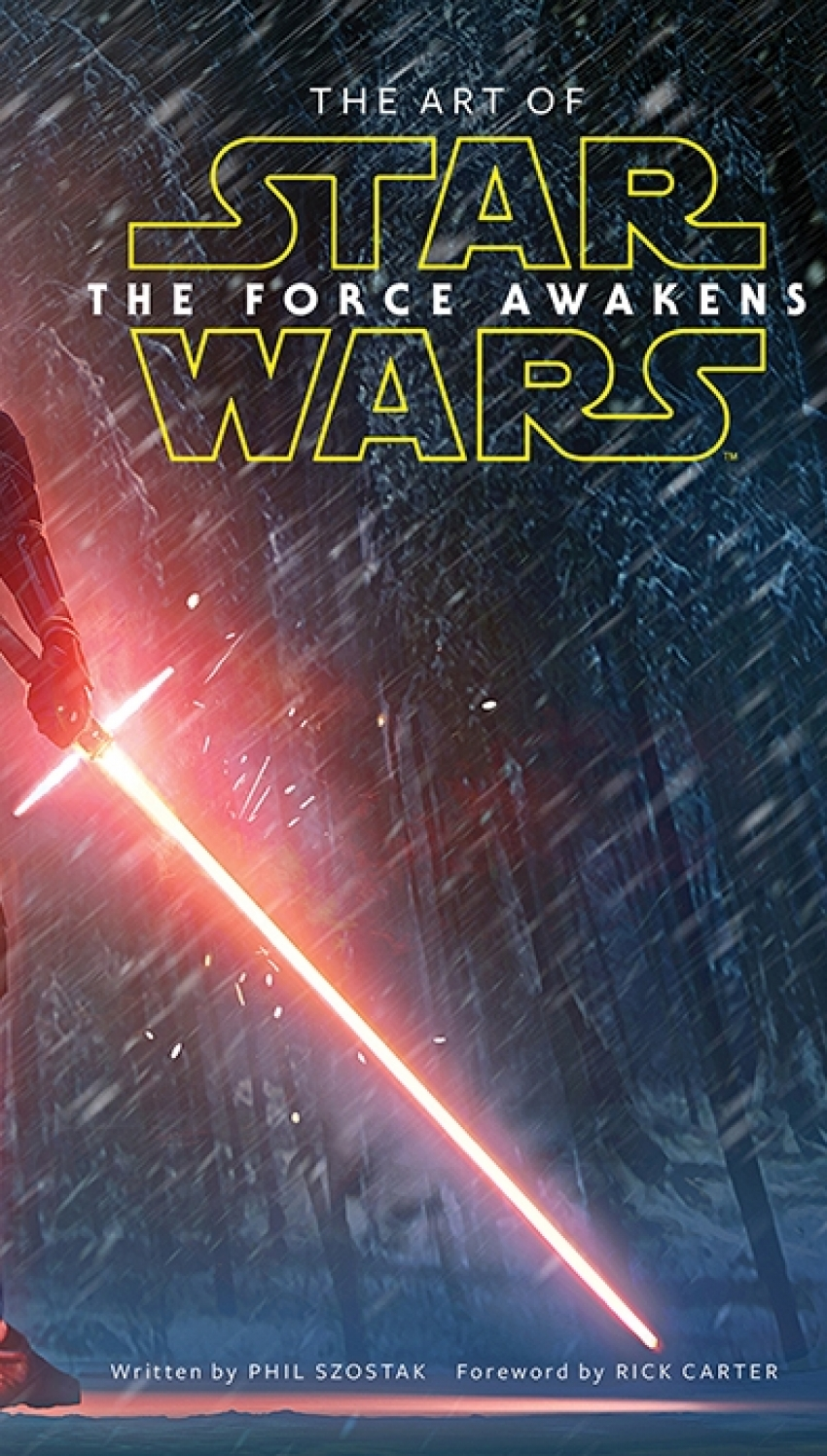 Annunciato The Art of Star Wars: The Force Awakens!